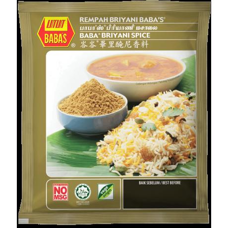 Baba's Briyani Spice 70gm