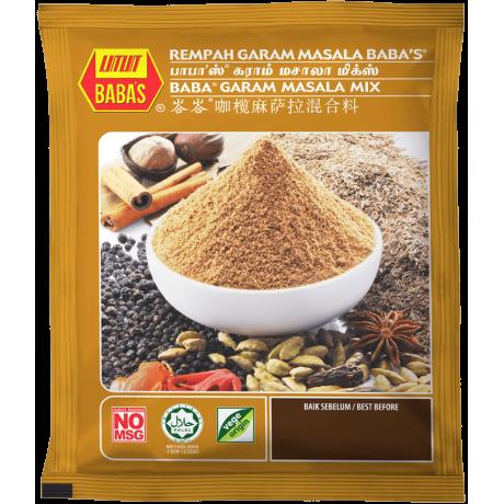 Baba's Garam Masala Mix 70gm