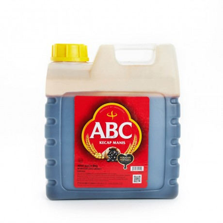 ABC Sweet Soy Sauce Jerrycan 6KG