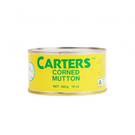 Carters Corned Mutton 340gm