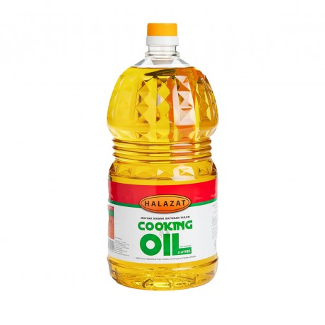 Halazat Vegetable Cooking Oil 2L