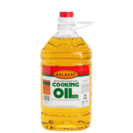 Halazat Vegetable Cooking Oil 5L