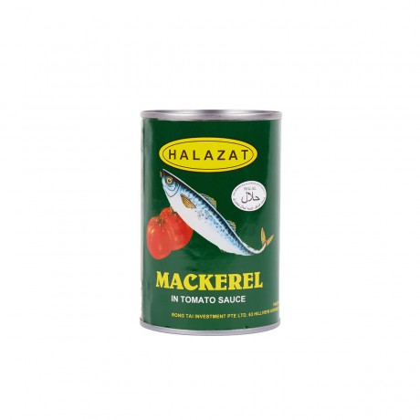 Halazat Mackerel in Tomato Sauce 425gm