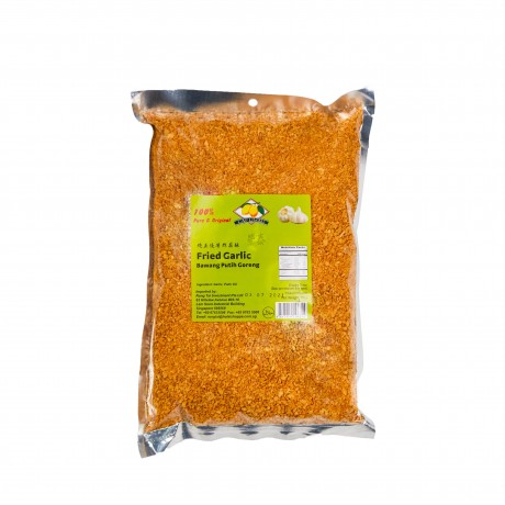 Lemon Brand Fried Garlic (100% Pure) 1kg