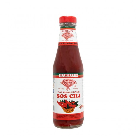 Habhal's Chilli Sauce Small 340gm